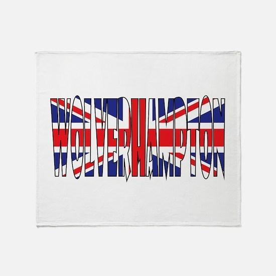 Wolverhampton Throw Blanket