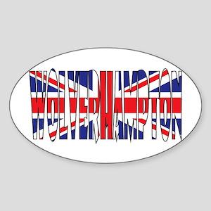 Wolverhampton Sticker