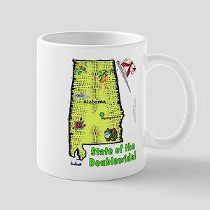 AL-Doublewide! Mug
