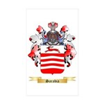 Sarabia Sticker (Rectangle 50 pk)