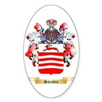 Sarabia Sticker (Oval 10 pk)
