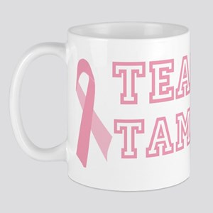 Team Tamara - bc awareness Mug