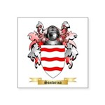 Santorina Square Sticker 3