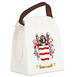 Santorina Canvas Lunch Bag