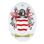 Santoriello Oval Ornament