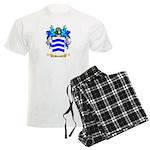 Santoni Men's Light Pajamas