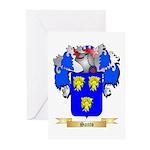 Santo Greeting Cards (Pk of 20)