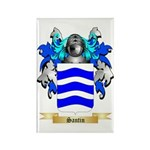 Santin Rectangle Magnet (100 pack)