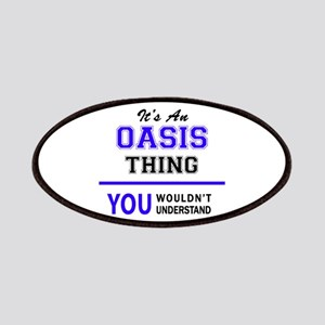 OASIS thing, you wouldn't understand! Patch