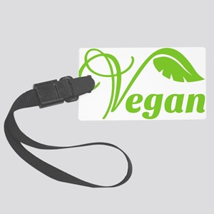 Vegan Luggage Tag