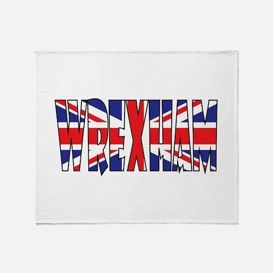 Wrexham Throw Blanket