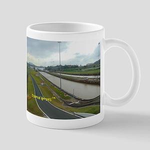 Miraflores Locks Mugs