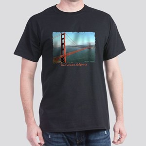 Golden Gate Bridge - Ash Grey T-Shirt