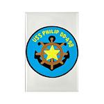 USS Philip (DD 498) Rectangle Magnet (100 pack)
