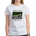 American Ferret Women's T-Shirt