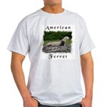 American Ferret Light T-Shirt