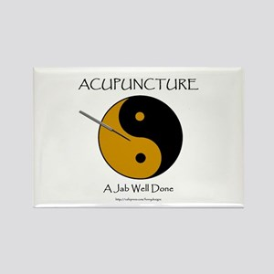 Acupuncture Rectangle Magnet