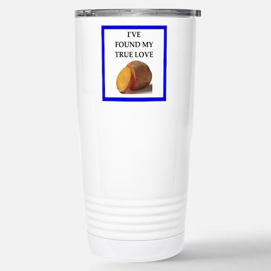 sweetnpotato Travel Mug