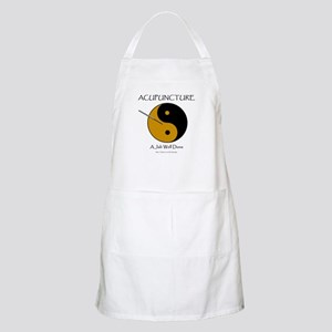 Acupuncture BBQ Apron