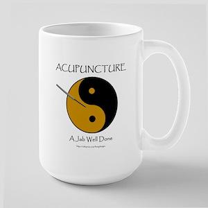 Acupuncture Large Mug