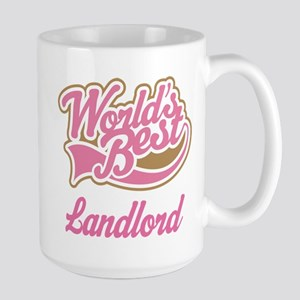Landlord World's Best Mugs