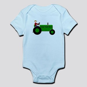 bba160074ff0 Tractor Baby Clothes   Accessories - CafePress
