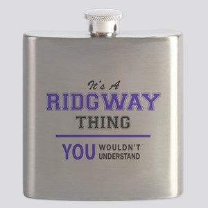 RIDGWAY thing, you wouldn't understand! Flask