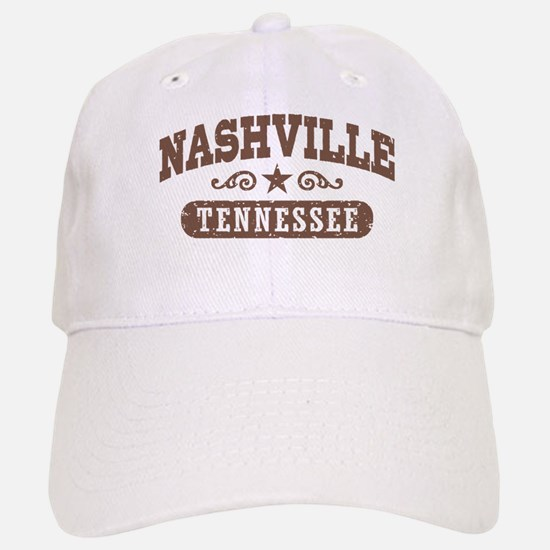 Nashville Tennessee Baseball Baseball Cap