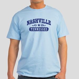 Nashville Tennessee Light T-Shirt