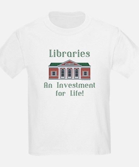 Investment for Life! T-Shirt