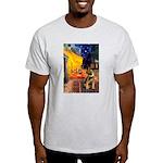 Ter Cafe / Border T Light T-Shirt