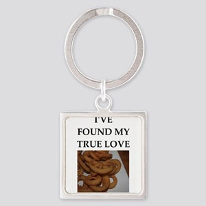 onion rings Keychains