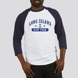 Long Island New York Baseball Jersey