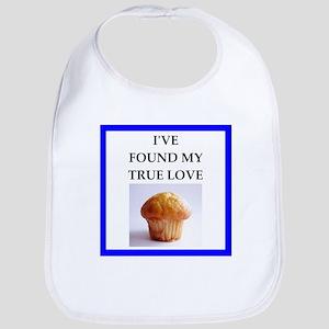 corn muffin Bib