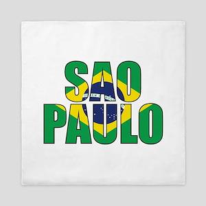 Sao Paulo Queen Duvet