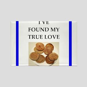 true love food joke Magnets
