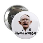 Phony Senator Harry Reid Button