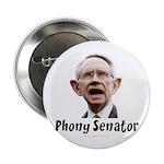 Phony Senator Harry Reid Button