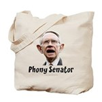 Phony Senator Harry Reid Tote Bag