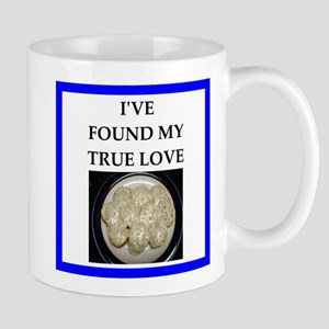 true love food joke Mugs