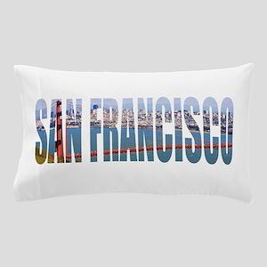 San Francisco Pillow Case
