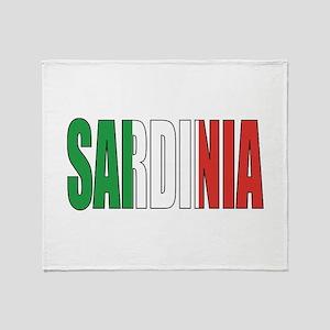 Sardinia Throw Blanket