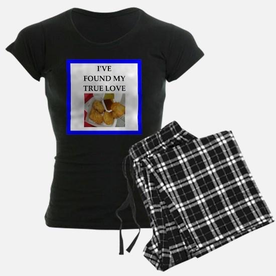 chicken nuggets Pajamas