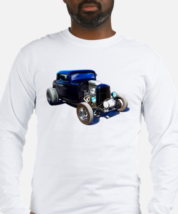 Little Deuce Coupe Long Sleeve T-Shirt