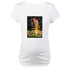 Mid Eve/Border T Shirt