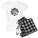 Bleeker NRW 2016 Logo pajamas
