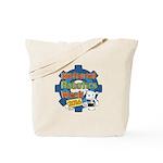 Bleeker NRW 2016 Logo Tote Bag