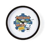 Bleeker NRW 2016 Logo Wall Clock