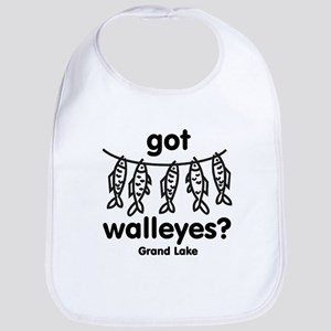 got walleyes? Bib
