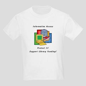 Information Access Kids Light T-Shirt
